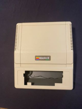 Apple Ii Plus Computer Case,  Early Serial Number
