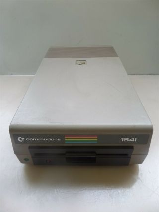 Commodore 1541 Floppy Drive For Commodore 64