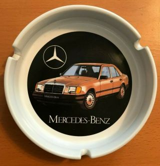 Mercedes - Benz Ash - Tray By Gift Master International Vintage