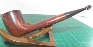"Great Looks/condition Smooth "" Bewlay Lightweight "" Lovat/lumberman Billiard Pipe"