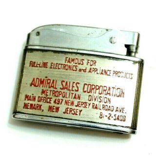 Vintage Marbo - Lite Lighter Admiral Sales Corp Electronis / Appliance Old Phone