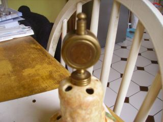 Vintage 1971 Penny Brass Wheel & Flint Cigarette Table/pocket Lighter.