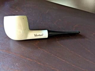 "Pipe Tobacciana "" Venturi "" (white)"