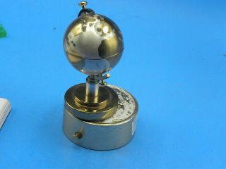 Globe Earth Musical Table Lighter - Not Functional - Looks Great - Project