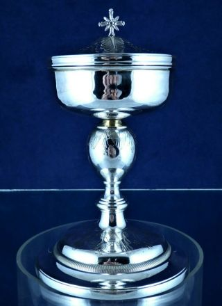 , Antique,  950 - Silver Chalice,  Paris Ca 1820