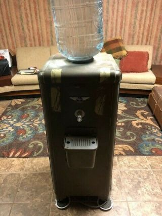 Antique Hires Root Beer Office Water Cooler Very Rare 1950