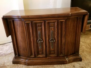 Vintage Dining Room Server Buffet / Sideboard / Huge / Nyc