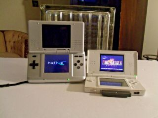 Vintage Nintendo Ds And Ds Lite