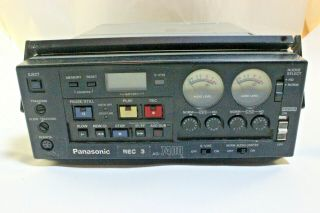 Heavy Wear Parts Panasonic Ag - 7400 Professional S - Vhs Editing Video