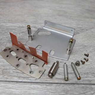 Teac A - 3340s Reel To Reel – Head Stack Assembly Housing Tape Guide