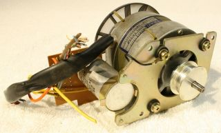 Teac A - 4300 Capstan Motor Assembly - Reel To Reel Part