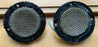 One Acoustic Research Ar 2ax Mid Midrange Speaker 1405 Ar - 4
