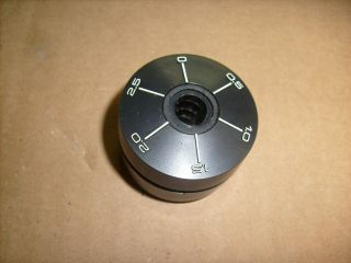 Pioneer Pl - 512,  540,  560,  Etc.  Tone Arm Counter Weight,  Vgc,  9mm,  134g,