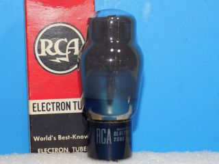 Rca 6l6g Smoke Glass Amplifier Tube Test Over 114