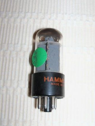 One Tube Hammond 7591 Strong
