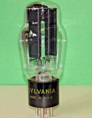 Sylvania 5z3 Vacuum Tube Very Strong Results 2545|2390