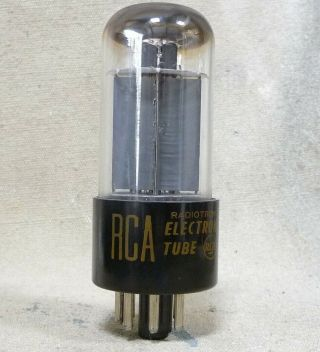 Vintage Rca 7591 Amplifier Tube