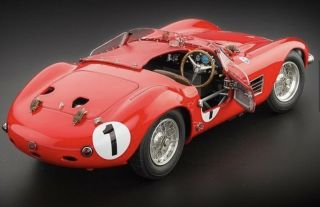 1/18 Cmc Maserati 300s 1 Le Mans 1958 M - 108 Limited Edition  Factory Seal