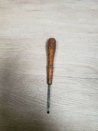 Antique Wood Chisel? Lathe Tool? Very Old One